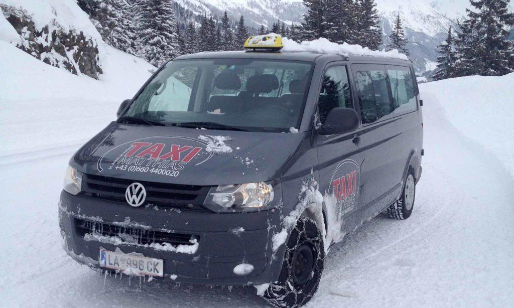 Taxi Matthias VW Van